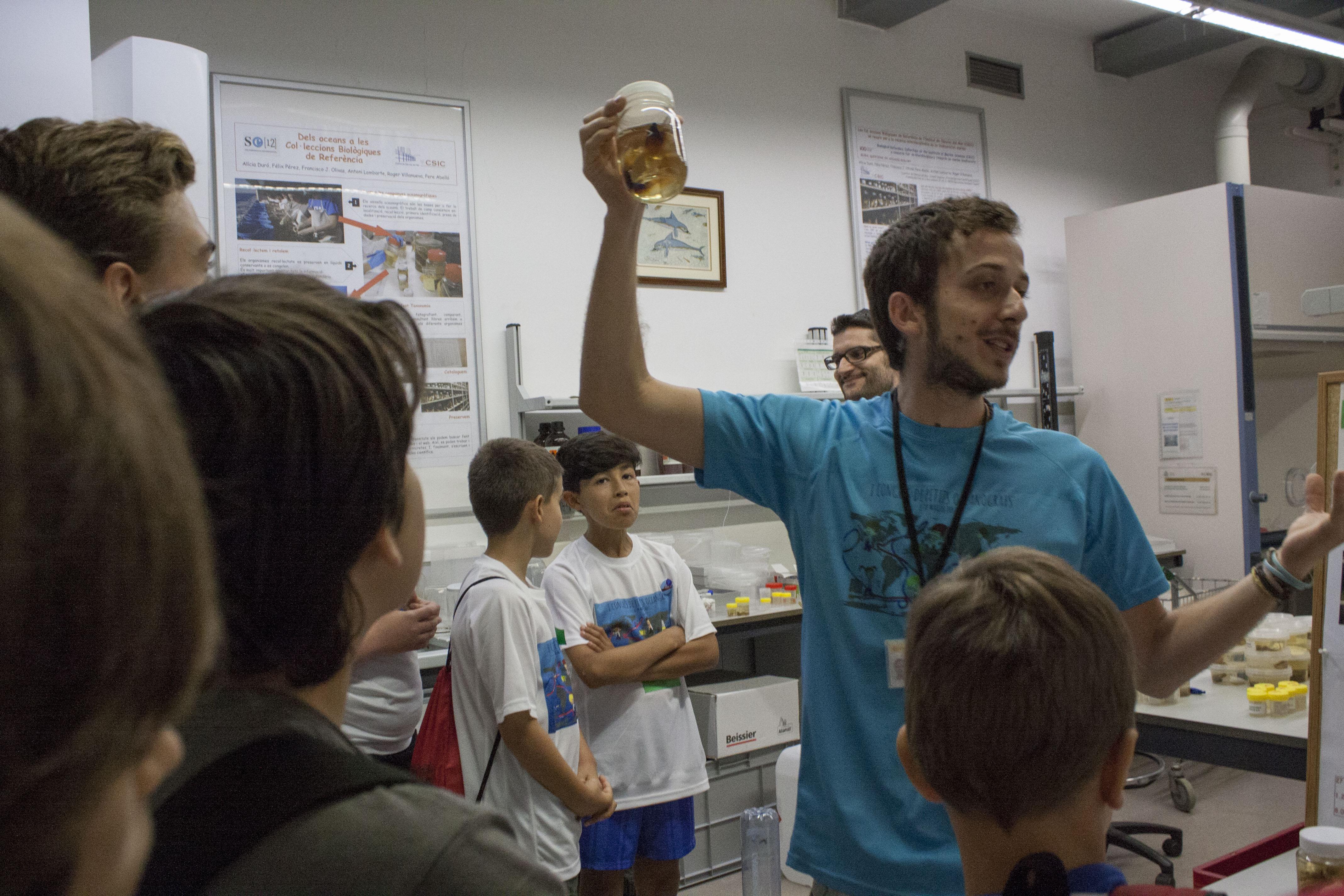 I Congrés de Petits Oceanògrafs